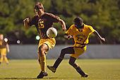 Rowan Men's Soccer vs. Medgar Evers College