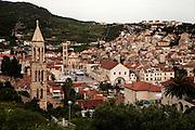 Travel in Croatia<br /> <br /> Hvar town on Hvar Island.<br /> <br /> June 2013<br /> Matt Lutton