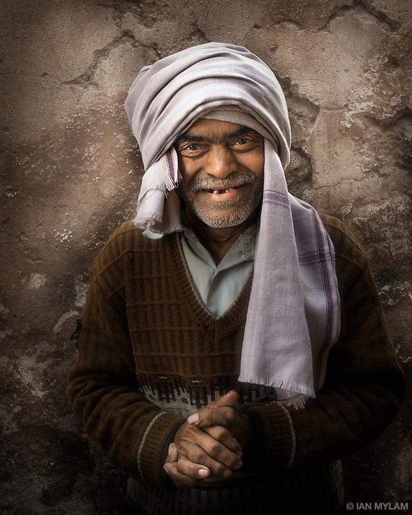 Street Vendor - Chandni Chowk, Old Delhi, India