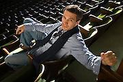 23.02.2007 Warszawa aktor Michal Zebrowski. Fot Piotr Gesicki