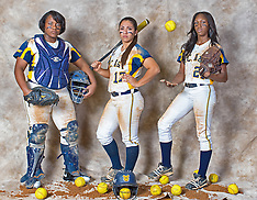 2016 A&T Softball Team Pictures