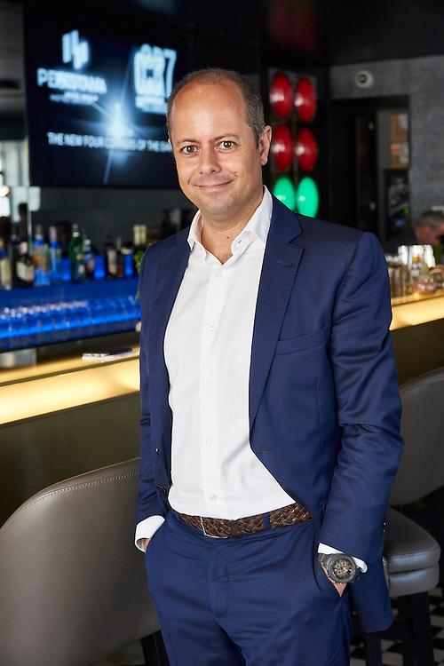 Lisboa, 11/08/2016 - Nuno Ferreira Pires, administrador do grupo hoteleiro Pestana.<br /> Aspectos do novo Hotel CR7 a ser inaugurado na baixa pombalina.(Paulo Alexandrino / Global Imagens)