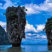 James Bond Island, Andaman Sea, Thailand