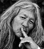 Portraits of the Unfortunate, captured in Portland, Oregon