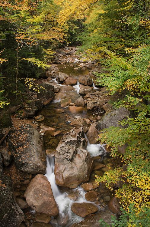 Pemigewasset River White Mountains New Hampshire