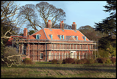 DEC 22 2013 Prince William & Kate's Norfolk home building work