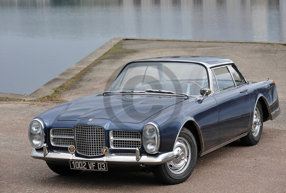 20/10/08 - VICHY - ALLIER - FRANCE - Essais FACEL VEGA Type II de 1962 - Photo Jerome CHABANNE