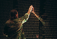The California Viet Nam Veterans Memorial, dedicated December 10, 1988