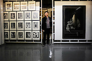 Environmentalist Ma Jun works in his office in in Beijing, China, on Thursday, Jan. 20, 2012. Keith Bedford/Redux