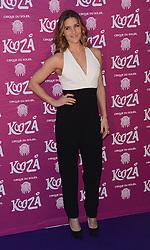 Amanda Byram attends  Cirque Du Soleil Kooza Press Night  at The Royal Albert Hall, Kensington Gore, London on Tuesday 6 January 2015