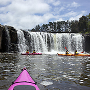 Kayaking  with Coastal Kayakers Paihia