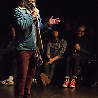 Michael Che, Andy Haynes, Ben Kronberg, Jessi Klein, Sean O'Connor, Jay Larson - Whiplash - February 25, 2013 - UCB Theater, New York