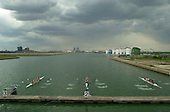 2001 0609 Docklands Regatta, London