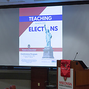 2016 Teaching about the election conference