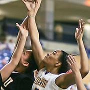 NCAA WOMENS BASKETBALL 2011 - Feb 24 - Delaware defeats VCU