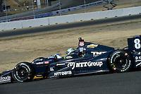 Ryan Briscoe, Sonoma Raceway, Sonoma, CA USA 8/24/2014