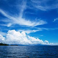 Gizo Islands, Solomon Islands.