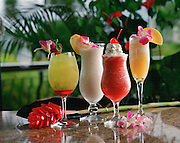 Tropical Drinks, Hawaii<br />