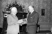 "1964 - Presentation of a ""Digest of International Law"""