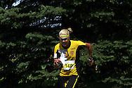 14.07.2009, Linnanpuisto, H?meenlinna..Fin5-Suunnistusviikko 2009, Puistosuunnistus - Naisten MM-katsastus..Liisa Anttila - KooVee.©Juha Tamminen