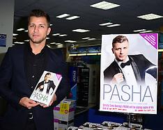 SEP 01 2013 Pasha Kovalev book signing