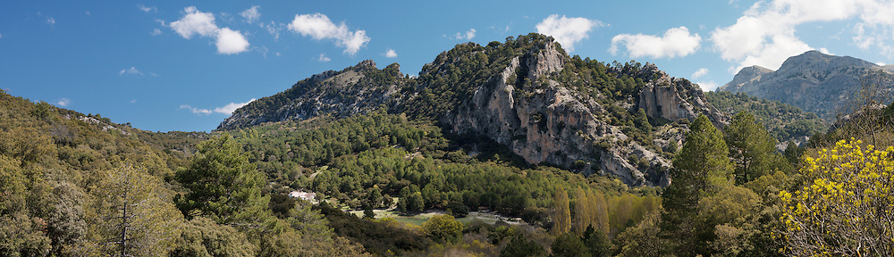 View of Cazorla National Park, Spain