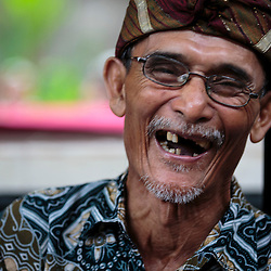 A Balinese Portrait Gallery
