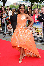 JUN 05 2014 Belle - UK film premiere