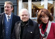 FEB 13 2014 Roger Lloyd-Pack funeral