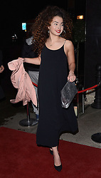 Ella Eyre attends Helping Hands VIP fundraising Dinner at The Park Lane Hotel, Piccadilly, London on Tuesday 24.3.2015
