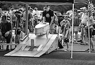 .Saturday June 23, 2012 the 75th annual Madison Soap Box Derby was held along Research Park Drive in Fitchburg, Wisconsin.