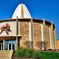 Pro Football Hall of Fame in Canton, Ohio<br />