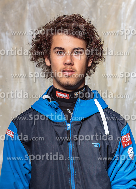 08.10.2016, Olympia Eisstadion, Innsbruck, AUT, OeSV Einkleidung Winterkollektion, Portraits 2016, im Bild Fabian Kettner, Freestyle, Herren // during the Outfitting of the Ski Austria Winter Collection and official Portrait Photoshooting at the Olympia Eisstadion in Innsbruck, Austria on 2016/10/08. EXPA Pictures © 2016, PhotoCredit: EXPA/ JFK
