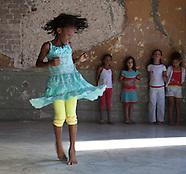 CUB201 Cuba Children fashion in la Havana suite