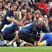 Aurélien Rougerie ankle injury
