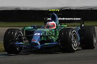 Rubens Barrichello, USGP, Indianapolis Motor Speedway, Indianapolis, IN USA  6/17/07