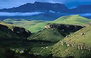 Giants Castle .Drakensberg.South Africa
