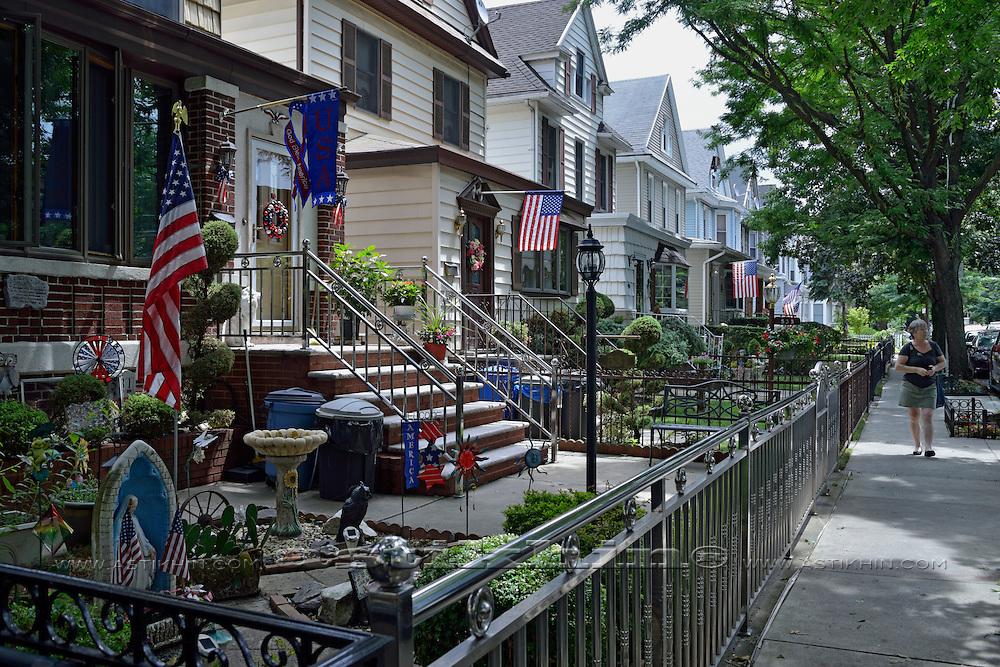 Street of Brooklyn.
