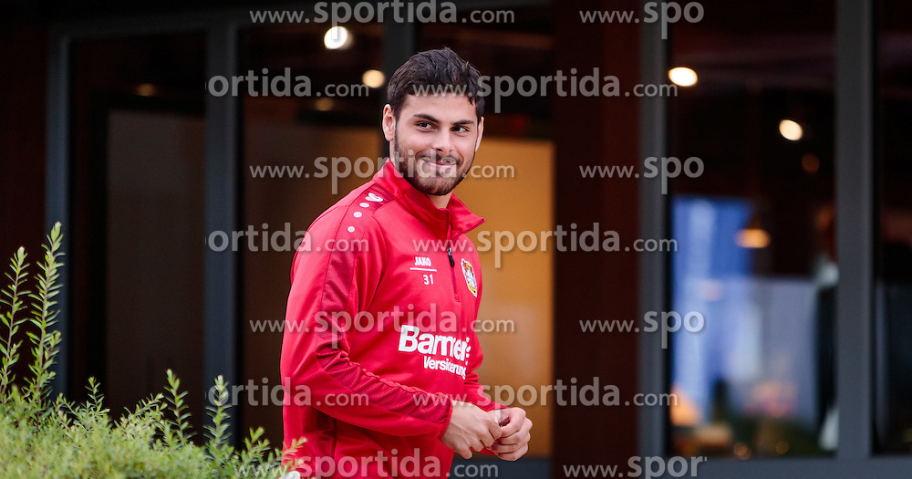 01.08.2016, Golfclub, Zell am See, AUT, Bayer 04 Leverkusen, Trainingslager, im Bild Kevin Volland (Bayer 04 Leverkusen) // during the Trainingscamp of German Bundesliga Club Bayer 04 Leverkusen at the Golf Club in Zell am See, Austria on 2016/08/01. EXPA Pictures © 2016, PhotoCredit: EXPA/ JFK