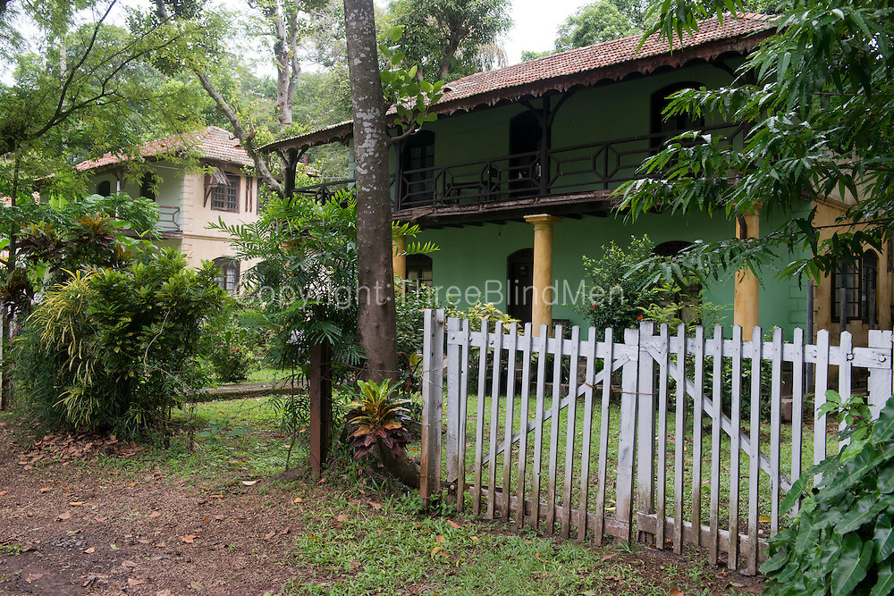 Railway Bungalows. Mount Mary, Dematagoda, Colombo.