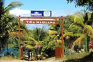 Villa Maguana, Baracoa, Guantanamo Province, Cuba.