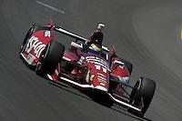 Sebastien Bourdais, Pocono Raceway, USA 7/6/2014