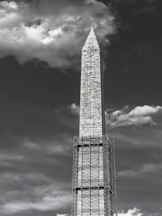 David L. Forney Photography, Digital Photography, Washington D.C., Monuments, Statues, Composite, Memorials, Washington Monument,