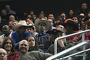 January 3, 2013- New York, New York- Audience at the 2013 Elite Built Ford Tough Series Season Kicks Off the 20th anniversary of the Professional Bull Riding Competition  The PBR is the world's premier bull riding organization. 2013 marks the 20th anniversary of PBR competition. In just two decades, the dream of 20 bull riders has become a global sports phenomenon that is televised worldwide. More than 100 million viewers annually watch primetime PBR programming on networks around the world and nearly two million fans attend Built Ford Tough Series and Touring Pro Division events each year. (Terrence Jennings)