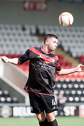 Airdrie United's Kieron Stallard..Airdrie United 1 v 5 Cowdenbeath, 20th August 2011..© pic : Michael Schofield.