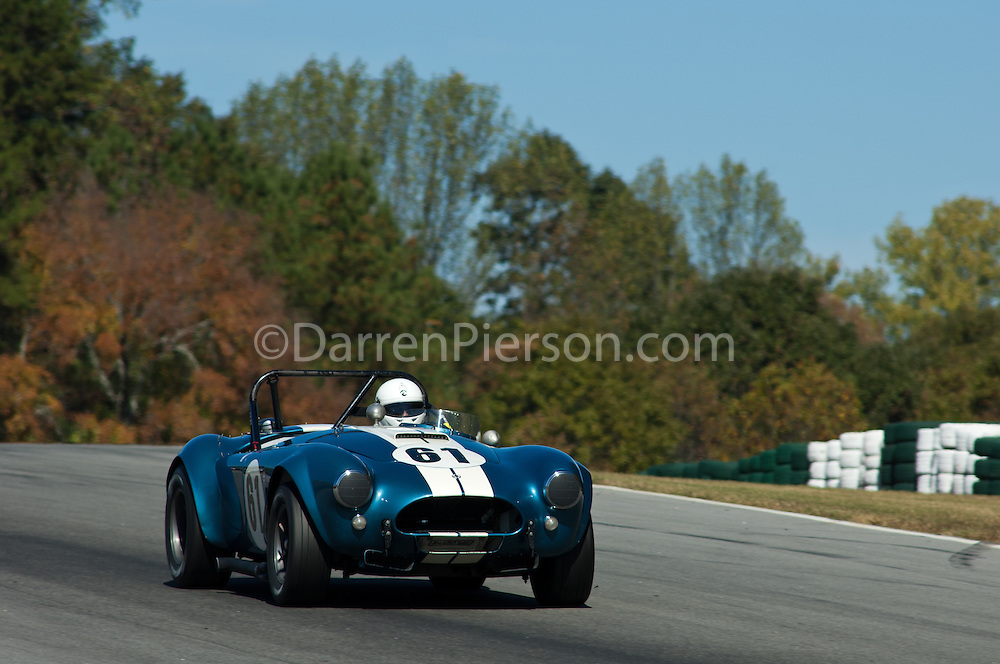 #61 6BP '64 AC Cobra: Tom Benjamin