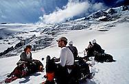 ..Climbing Mt. Rainier in Washington 2001.<br />
