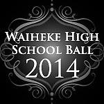 Waiheke High School Ball 2014