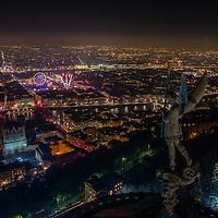 Festival of Lights in Lyon 2013