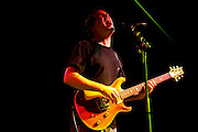 Guitar player Brendan Bayliss plays Higher Ground with Umphrey's McGee in South Burlington, Vermont